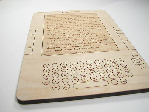 wood kindle 3