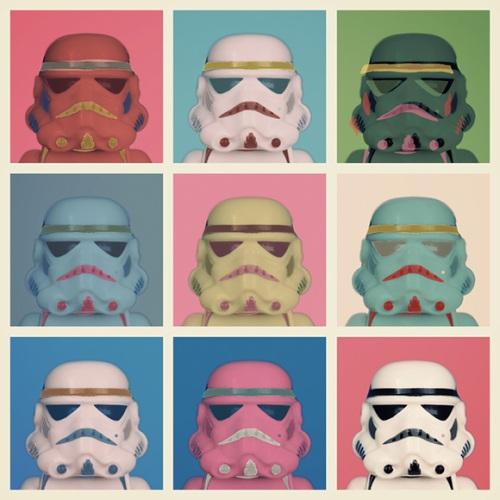 Warhol-Troopers