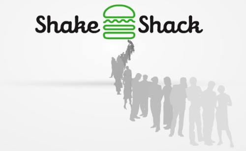 Shake Shack Logo shake shack   pressing digressions